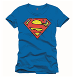 Camiseta Superman Vintage Logo