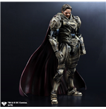 Man Of Steel Play Arts Kai Figura Jor-El 25 cm