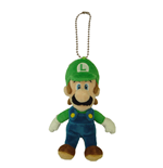 Super Mario Bros. Mini Peluche Luigi 14 cm