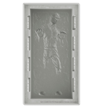 Star Wars Forma de Silicona DX Han Solo in Carbonite