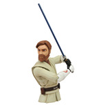 Star Wars The Clone Wars Hucha Obi-Wan Kenobi 20 cm