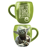 Star Wars Taza Yoda May The Force Be With You