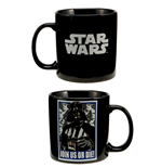 Star Wars Taza Darth Vader Join Us Or Die