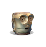 Star Wars Taza 3D C-3PO
