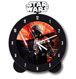 Star Wars despertador con sonido de Darth Vader Glow In The Dark