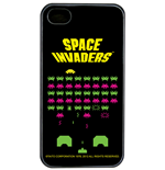 Space Invaders Funda para iPhone 4