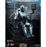 RoboCop Figura MMS Diecast 1/6 RoboCop with Mechanical Chair 30 cm