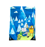 Adventure Time Bolso de tela Blue Mountain J&F