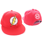 The Flash Gorra Béisbol Logo roja
