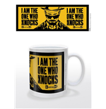 Breaking Bad Taza I Am The One Who Knocks