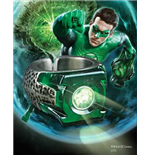 Green Lantern Movie Anillo con luz