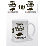 Los Cazafantasmas Taza Who You Gonna Call