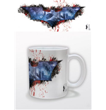 Batman The Dark Knight Rises Taza Splatter