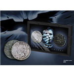 Batman El Caballero Oscuro Replica Harvey Dent & Two-Face Monedas