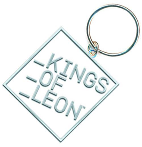 Kings Of Leon Llavero metálico Logo