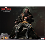 Iron Man 3 Figura Movie Masterpiece 1/6 The Mandarin 30 cm