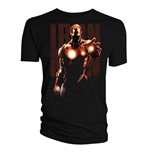 Camiseta Iron Man 87362