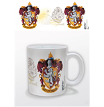 Harry Potter Taza Gryffindor Crest