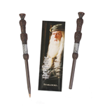 Harry Potter Set Punto de libro y Boligrafo Dumbledore
