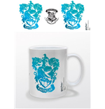 Harry Potter Taza Ravenclaw Stencil Crest