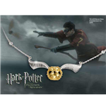 Harry Potter Collar The Quidditch Golden Snitch