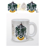 Harry Potter Taza Slytherin Crest