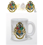 Harry Potter Taza Hogwarts Crest