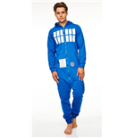 Doctor Who Overol capucha Hombre Tardis