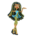 Monster High minifigura Cleo de Nile 10 cm