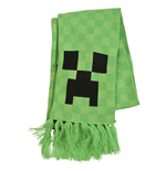 Minecraft Bufanda Creeper