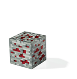 Minecraft lamparilla Redstone Ore