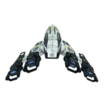 Mass Effect Réplica Cerberus Normandy SR-2 15 cm