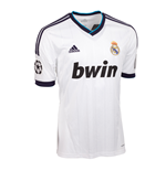 Camiseta 2012-13 Real Madrid Adidas Home UCL