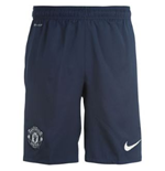 Shorts Manchester United FC Away Nike 2013-14 de niño