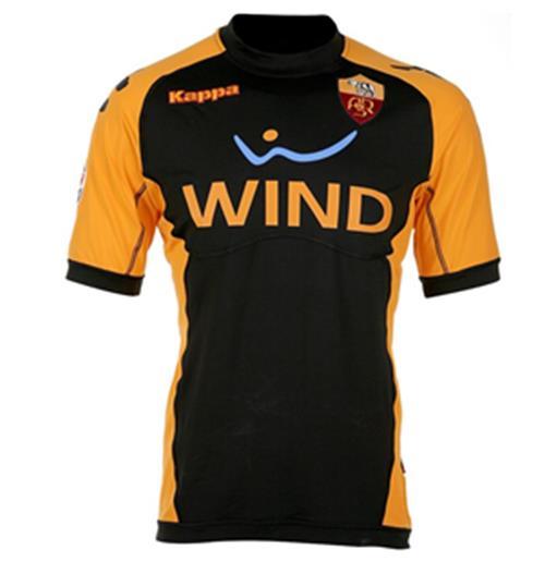 Compra Camiseta Roma 3rd Kappa 2010-11 de niño Original 2304e1e0b2866