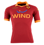 Camiseta AS Roma 2012-13 Home Kappa