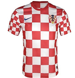 Camiseta Croacia Fútbol 2012-2013 Home