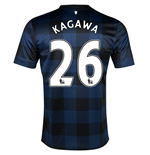 Camiseta Man United Away 2013-14 de niño (Kagawa 26)