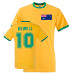 Camiseta Australia Harry Kewell